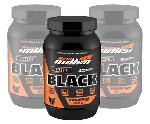 Black Protein (840g) New Millen - NO8859-1