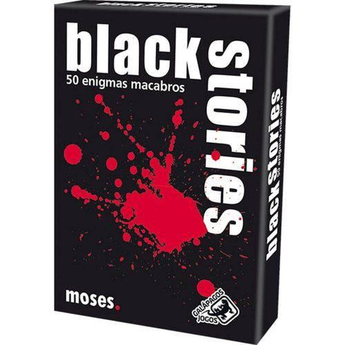 Black Stories 1 - 50 Enigmas Macabros