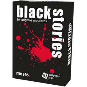 Black Stories - 50 Enigmas Macabros