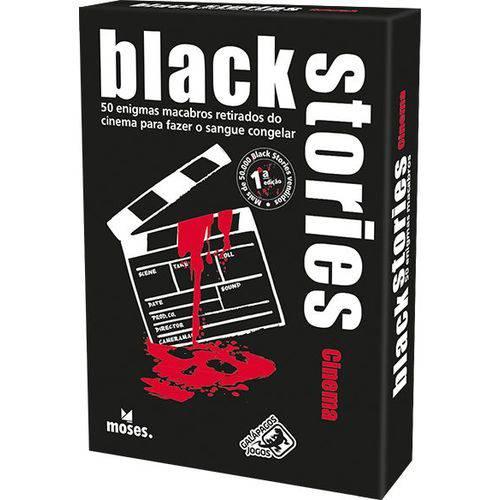 Tudo sobre 'Black Stories Cinema Galapagos BLK104'