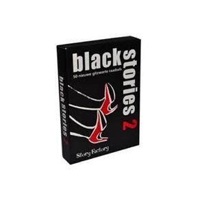 Black Stories 2 Galapagos Jogo de Cartas BLK002