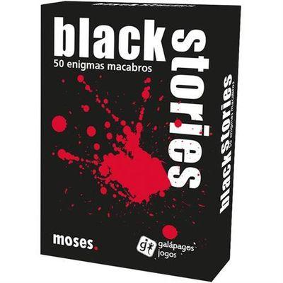 Black Stories Galápagos