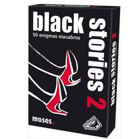 Black Stories 2 - Galapagos