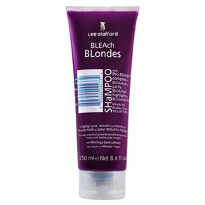 Bleach Blonde Lee Stafford - Shampoo para Cabelos Louros ou Grisalhos - 250ml - 250ml