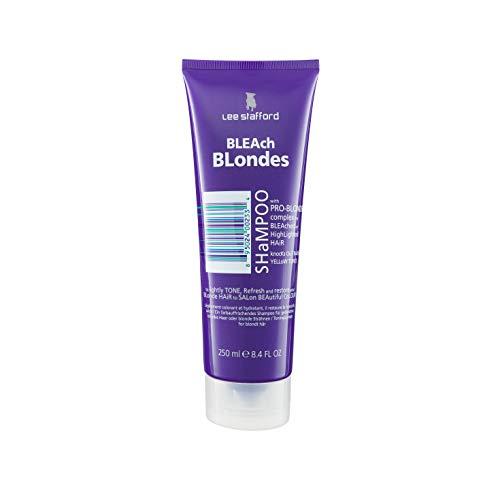 Bleach Blonde Shampoo 250 Ml, Lee Stafford
