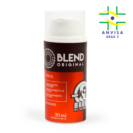 Blend Original para Crescimento de Barba - 30ml
