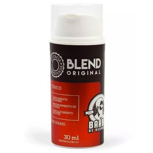 Blend Original para Crescimento de Barba   Barba de Respeito   30Ml