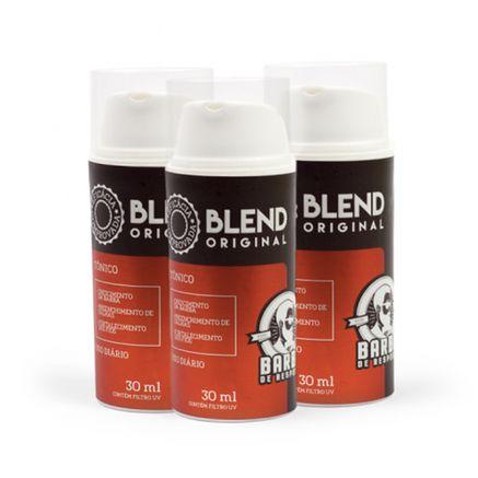 Blend Original para Crescimento de Barba - 3un