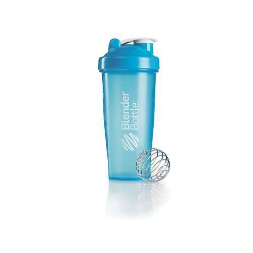 Blender Bottle FullColor Azul Aqua 28oz - 830ml