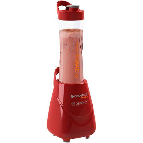 Tudo sobre 'Blender Cadence Shake Up! BLD600 600ml - Vermelho'