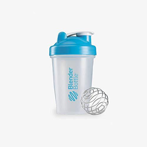 Blender Classic - Blender Bottle - 590ml - Azul Aqua