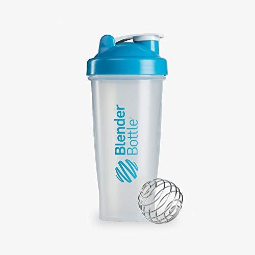 Blender Classic - Blender Bottle - 830ml - Azul Aqua