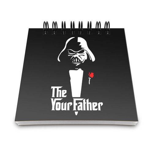 Tudo sobre 'Bloco de Anotações Geek Side - The Your Father'