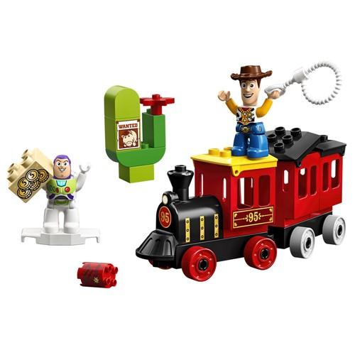 Blocos de Montar - Lego Duplo - Trem Toy Story