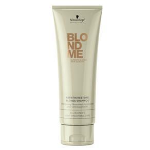 Blondme Keratin Restore Blonde Schwarzkopf Professional - Shampoo - 250ml - 250ml
