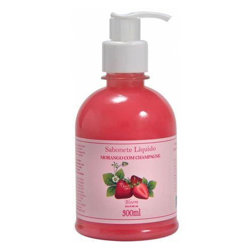Bloom Morango Sabonete Líquido 300ml