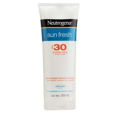 Bloqueador Solar Neutrogena FPS-30 Sun Fresh Loção