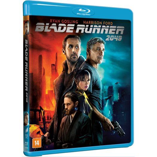 Tudo sobre 'Blu-Ray Blade Runner 2049'