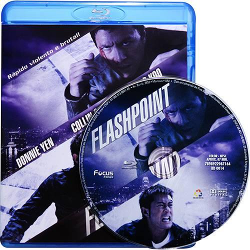 Tudo sobre 'Blu-ray Flashpoint'