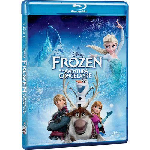 Tudo sobre 'Blu-Ray Frozen: uma Aventura Congelante'