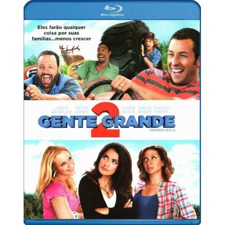 Tudo sobre 'Blu-Ray Gente Grande 2'