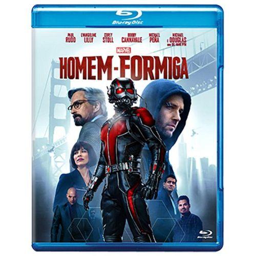 Tudo sobre 'Blu-Ray Homem-Formiga'
