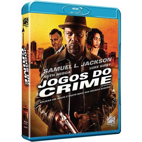 Tudo sobre 'Blu-ray Jogos do Crime'