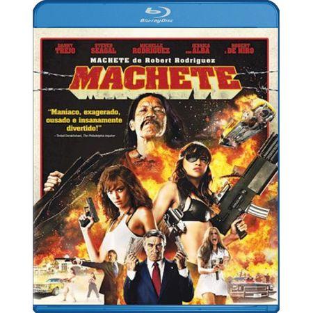 Tudo sobre 'Blu-Ray Machete'
