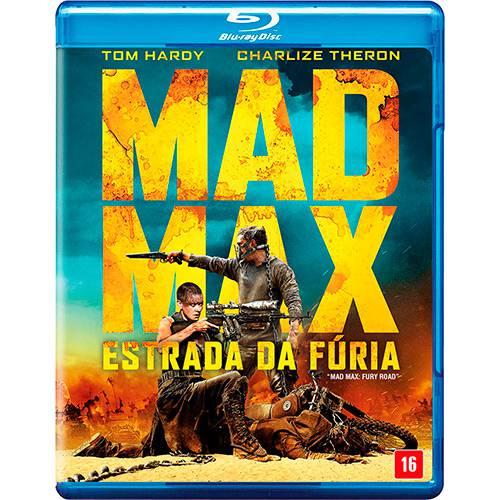 Tudo sobre 'Blu-Ray - Mad Max: Estrada da Fúria'