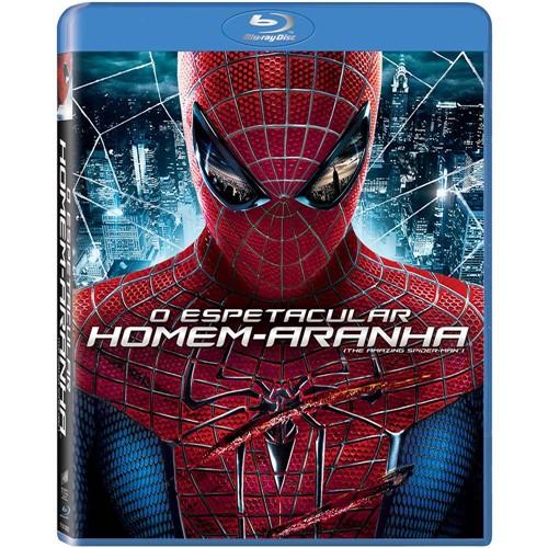 Blu-Ray - o Espetacular Homem Aranha