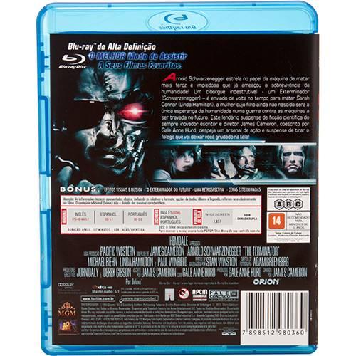 Tudo sobre 'Blu-Ray o Exterminador do Futuro'