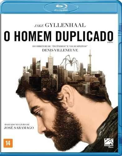 Blu Ray o Homem Duplicado Usado.