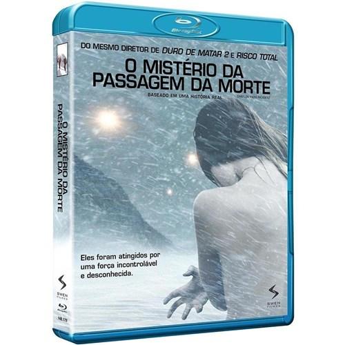 Blu Ray o Mistério da Passagem da Morte Usado.