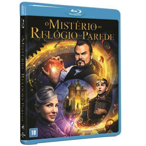 Blu-ray o Mistério do Relógio na Parede