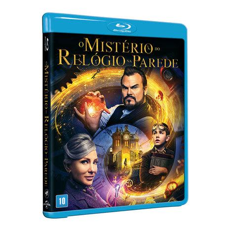 Blu-Ray - o Mistério do Relógio na Parede