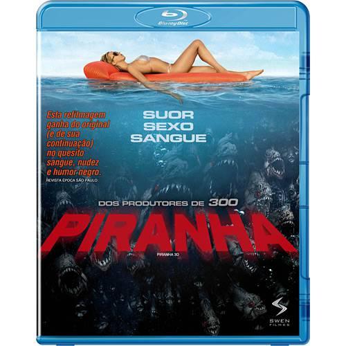 Tudo sobre 'Blu-Ray Piranha'