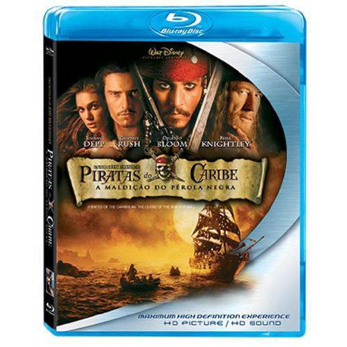 Tudo sobre 'Blu-Ray Piratas do Caribe: a Maldição do Pérola Negra'