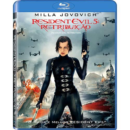 Tudo sobre 'Blu-ray Resident Evil 5: Retribuição'