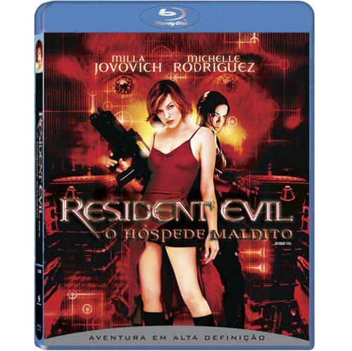 Tudo sobre 'Blu-Ray: Resident Evil'