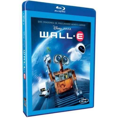 Tudo sobre 'Blu-Ray Wall-E'