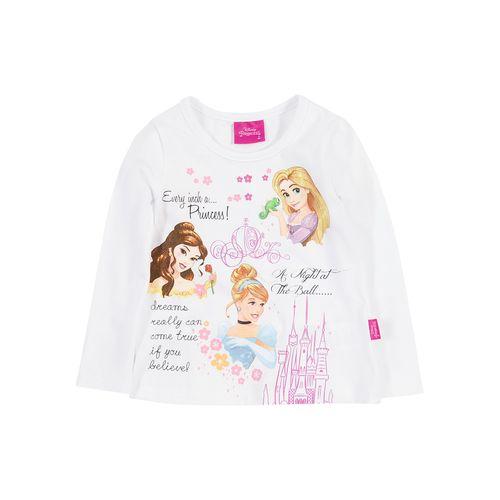 Tudo sobre 'Blusa Branca Princesas - 1'