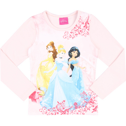 Blusa Infantil Brandili Princesas Arabescos