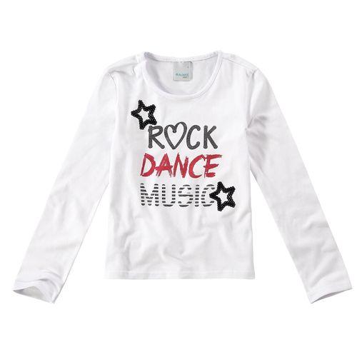 Tudo sobre 'Blusa Rock Dance Music - 4'