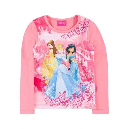 Blusa Rosa Princesas - 6
