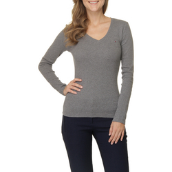 Blusa Tommy Hilfiger Fave Tee Colors