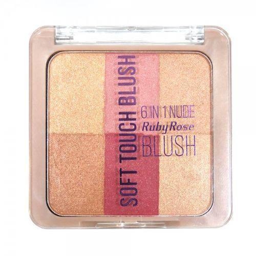 Blush Soft Touch Hb-6109 Pocket Ruby Rose Cor 04