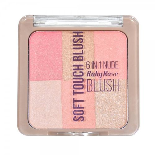 Blush Soft Touch Hb-6109 Pocket Ruby Rose Cor 03