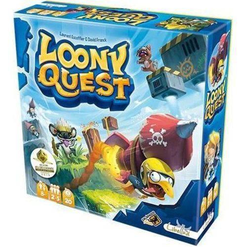 Tudo sobre 'Board Game - Loony Quest'
