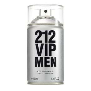 Tudo sobre 'Body Spray 212 VIP Men 250ml'