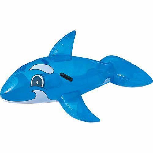 Tudo sobre 'Boia Baleia Azul Infantil'